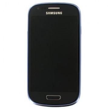 Écran complet Galaxy S3 Mini i8190 - Bleu Nuit