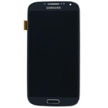 Écran complet Galaxy S4 9505 Bleu Nuit