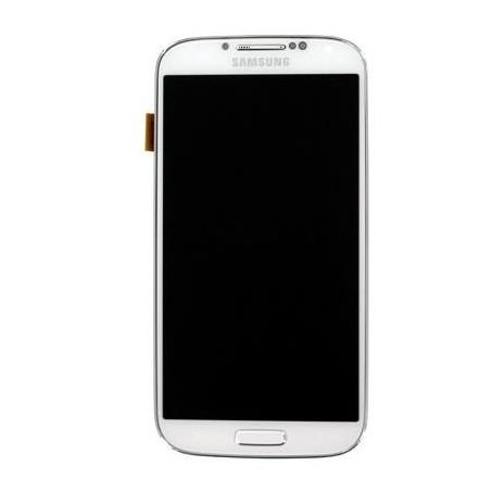 Écran complet Galaxy S4 9505 Blanc