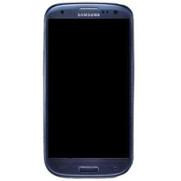 Écran complet Galaxy S3 9305 Bleu Nuit