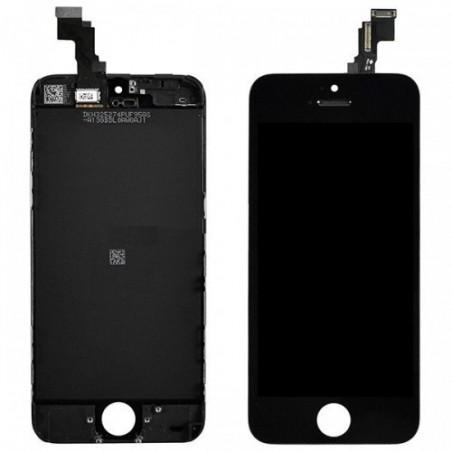 Afficheur + Écran tactile iPhone SE - Noir