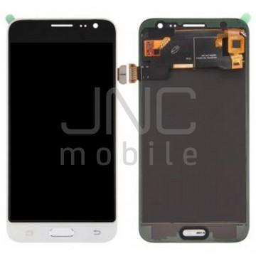 Ecran complet Samsung J3 2016 -Blanc