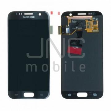 Ecran complet Samsung S7 - Noir