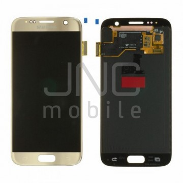 Ecran complet Samsung S7 - Or