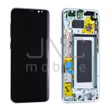 Ecran complet Samsung S8 - Argent