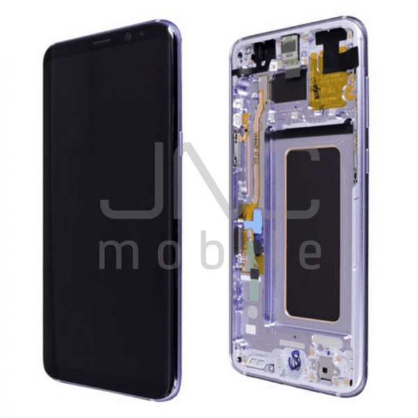 Ecran complet Samsung S8 Plus - Violet