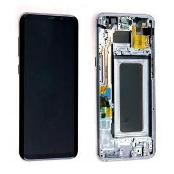 Ecran complet Samsung S8 Plus - Argent