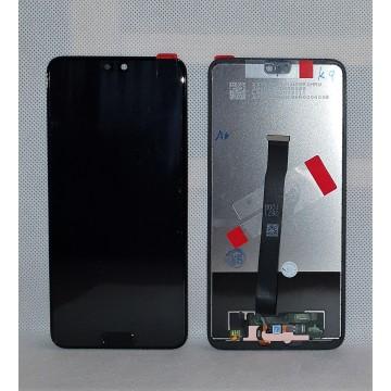 Ecran complet (LCD+Frame+Batterie) Huawei P20 - Noir