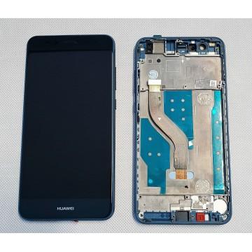 Ensemble (LCD+Frame) Huawei P10 Lite - Bleu