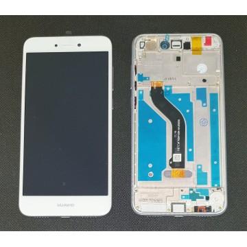 Ensemble (LCD+Frame) Huawei P8 Lite 2017 - Blanc