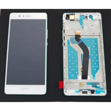 Ensemble (LCD+Frame) Huawei P9 Lite  - Blanc