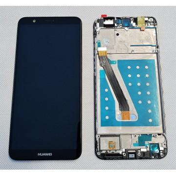 Ensemble (LCD+Frame) Huawei PSMART - Noir