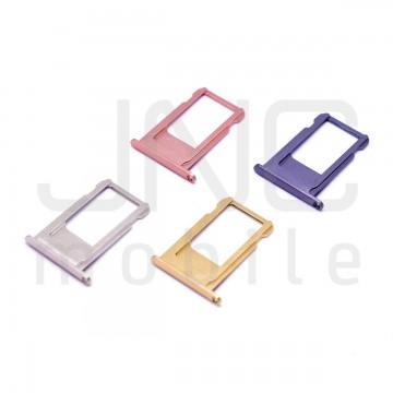 Tiroir carte SIM iPhone 6S - Gris