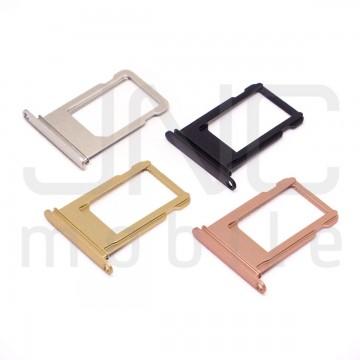 Tiroir carte SIM iPhone 7 - Blanc