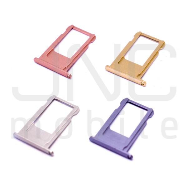 Tiroir carte SIM iPhone 6 Plus - Argent