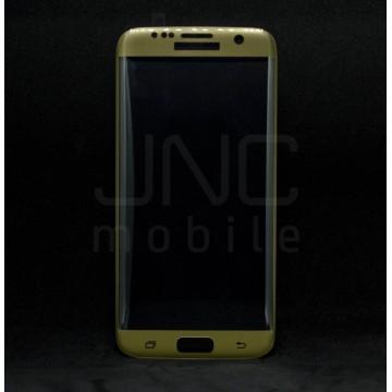 Film protection verre trempé 0,33mm - Samsung S7 Edge Doré