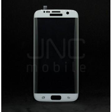Film protection verre trempé 0,33mm - Samsung S7 Edge Blanc