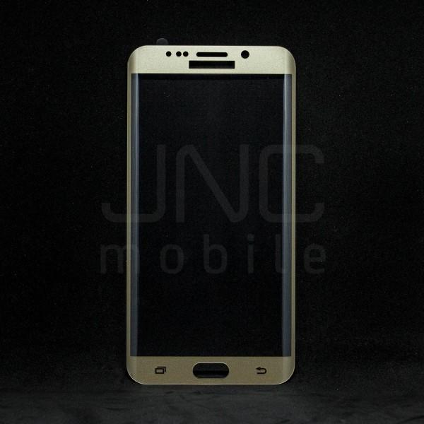 Film protection verre trempé 0,33mm - Samsung S6 Edge Plus Doré