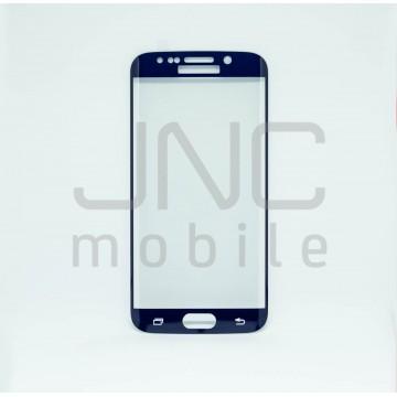 Film protection verre trempé 0,33mm - Samsung S6 Edge Bleu