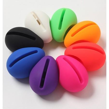 Oeuf Amplificateur de son  iPhone 5 - Rouge