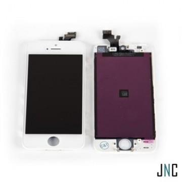 Afficheur + Écran tactile iPhone 5  Compatible - Blanc